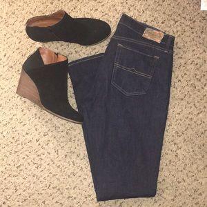 Denim & Supply Dark Wash Skinny Jeans